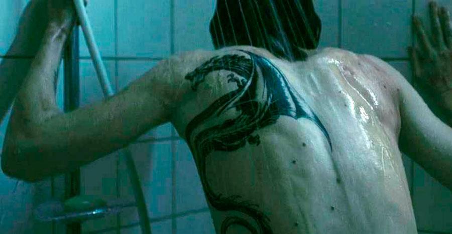 Rooney Mara tattoo Millennium los hombres que no amaban a las mujeres