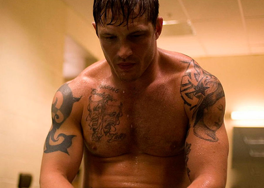 Tom Hardy Warrior