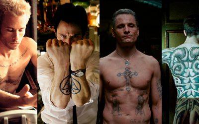 Los mejores tatuajes de películas