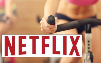 Biciflix, ver gratis Netflix pedaleando